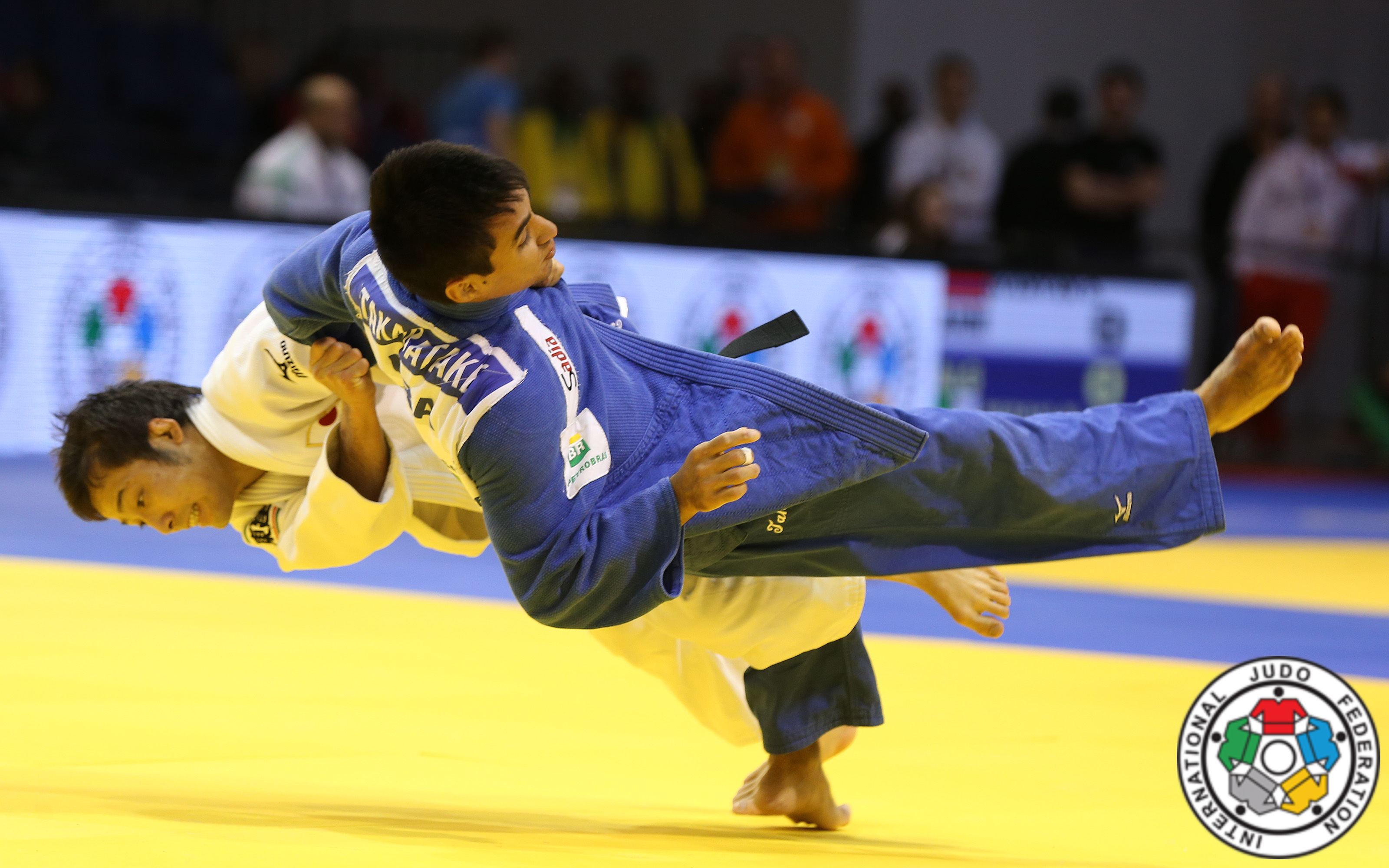 This is judo 1